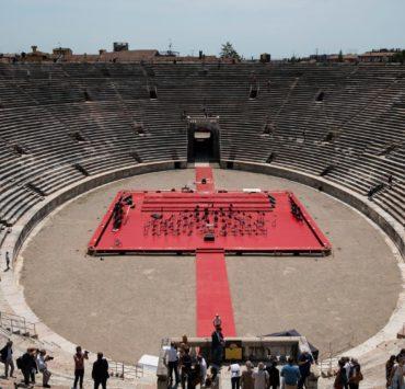 Arena Agorà presentazione 15 07 @ Fabio Benato