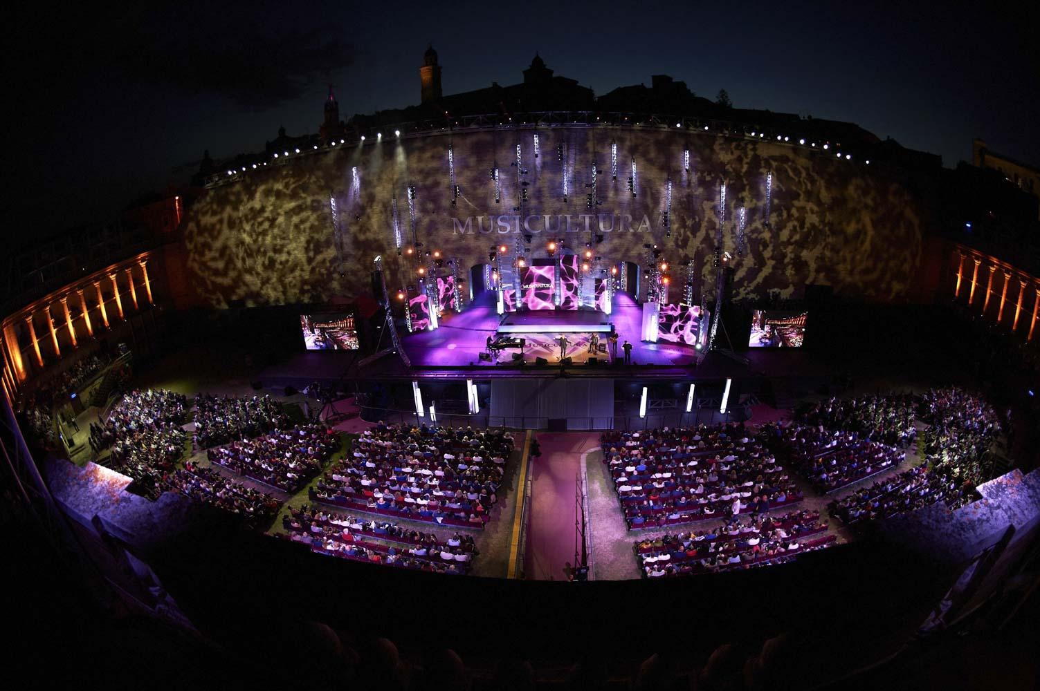 Arena Sferisterio Macerata