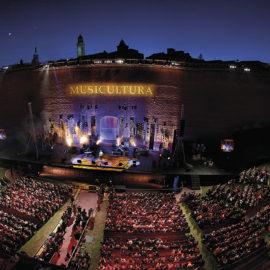Arena Sferisterio Musicultura Macerata