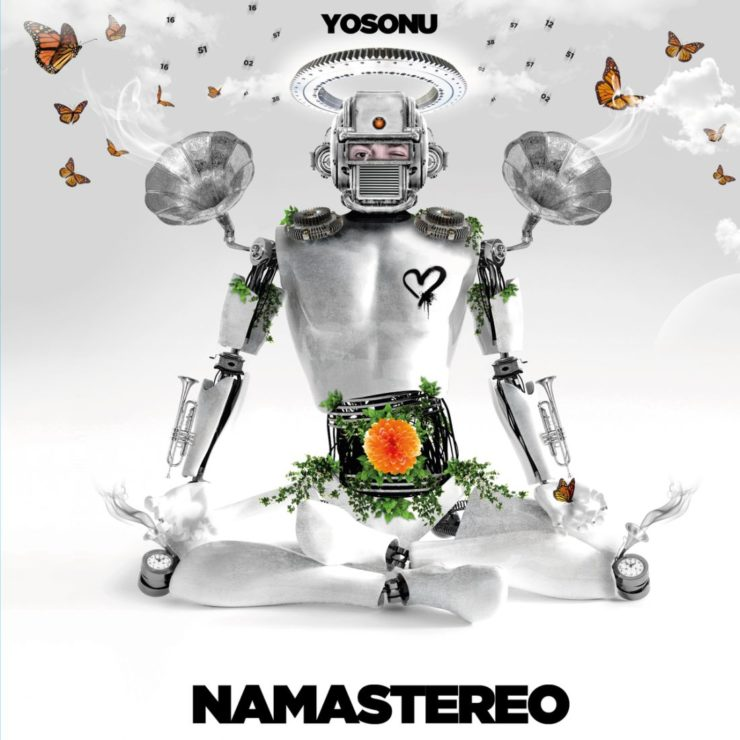 Namastereo Yosonu Cover digitale