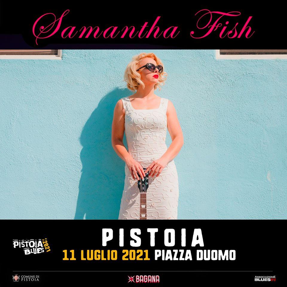 Samatha Fish Pistoia 2021