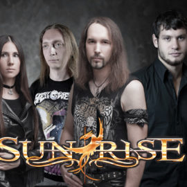Sunrise promo photo 2020 with LOGO