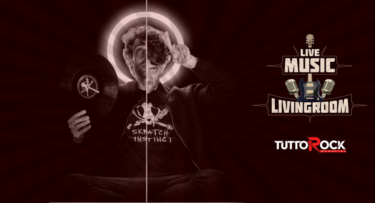TuttoRock LivingRoom DJ Myke
