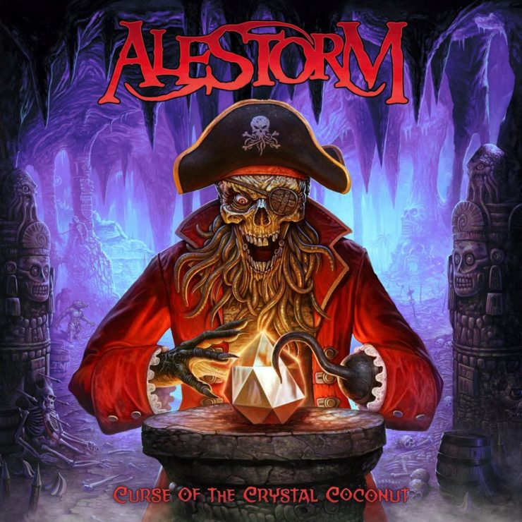 alestorm curse of the crystal coconut