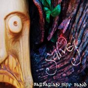 barbarian pipe band CD