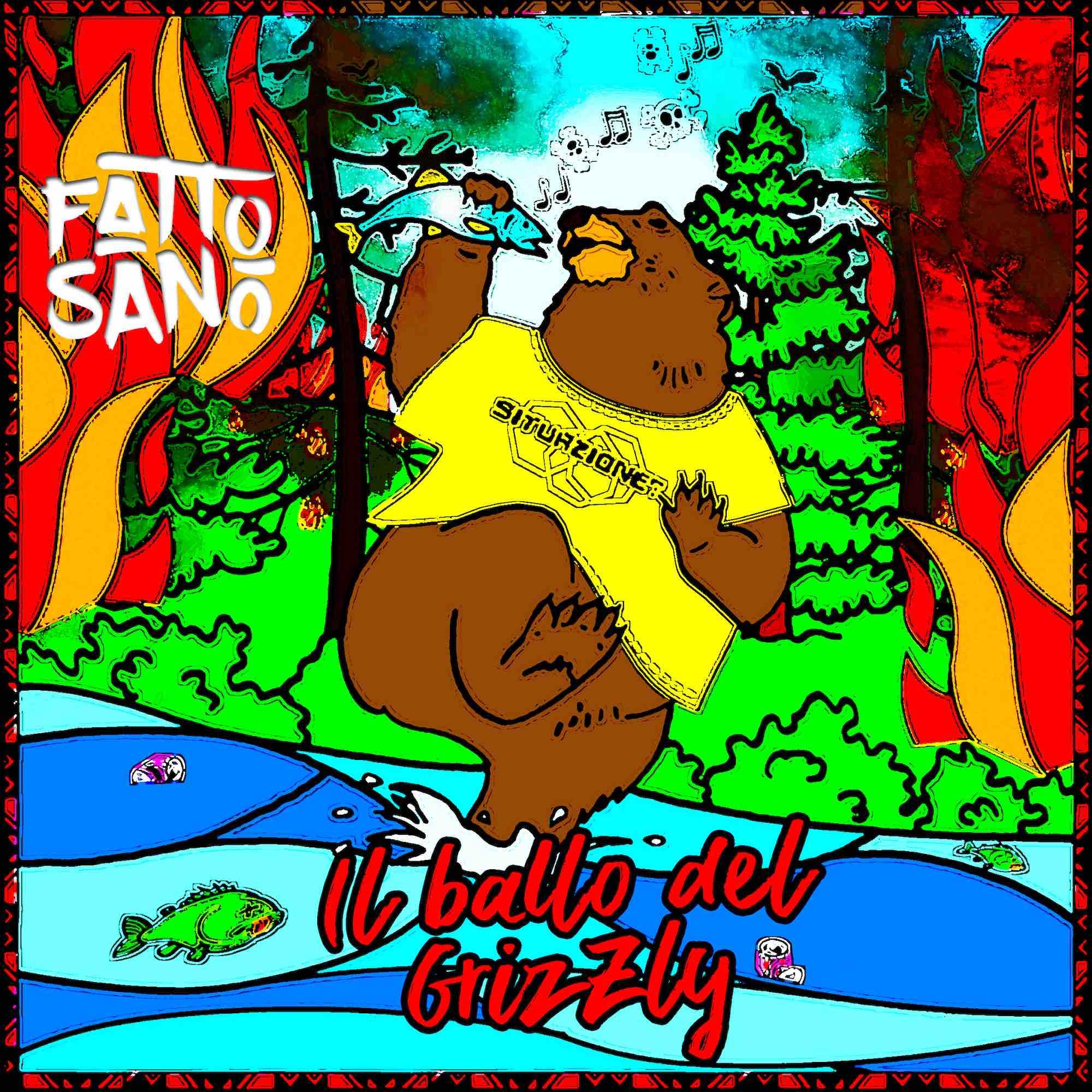 fatto sano il ballo del grizzly