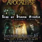 fleshgod apocalypse live at bloom studio 2020
