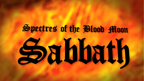 hellripper Spectres of the Blood Moon Sabbath