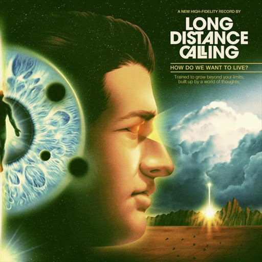 long distance calling 20 CD