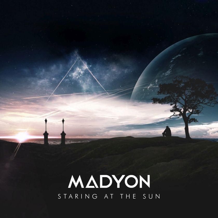 madyon staring at the sun