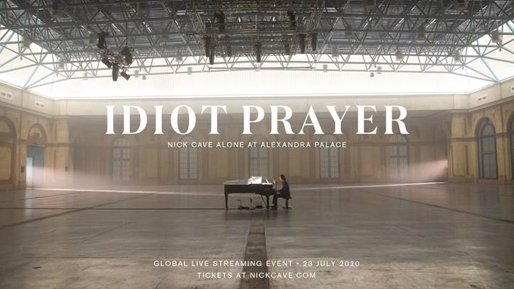 nick cave idiot prayer