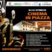 Cinema in Piazza a Carpi