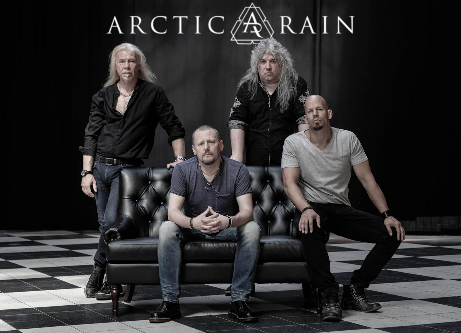 arctic rain band