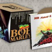 bob marley cd edicola