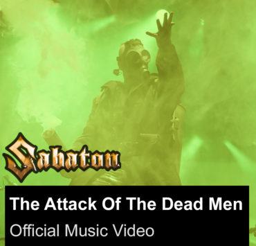 sabaton The Attack Of The Dead Men