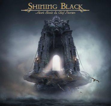 shining black CD