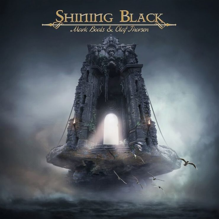 shining black CD