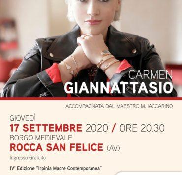 Carmen Giannattasio Irpinia Madre Contemporanea