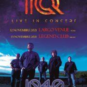 IQ live concert tour
