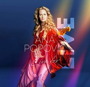 ana popovic live 20 CD