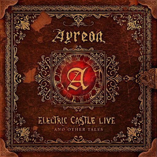 ayreon live 20 CD