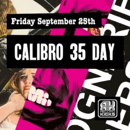 calibro 35 day