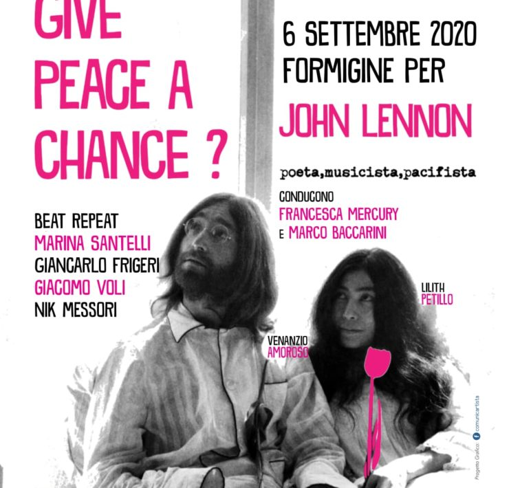 give peace