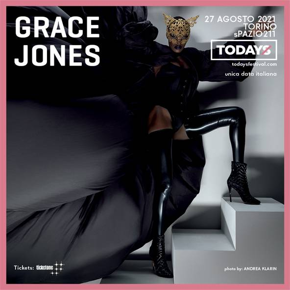 grace jones today s festival 2021