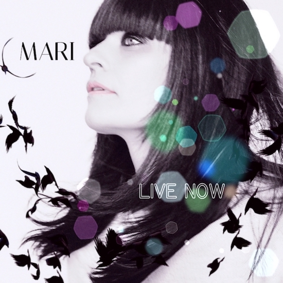 mari conti live now cover