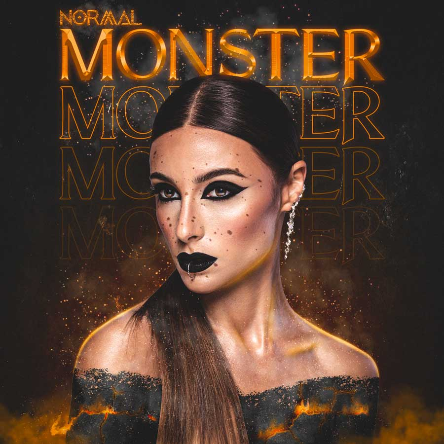 normal monster cover