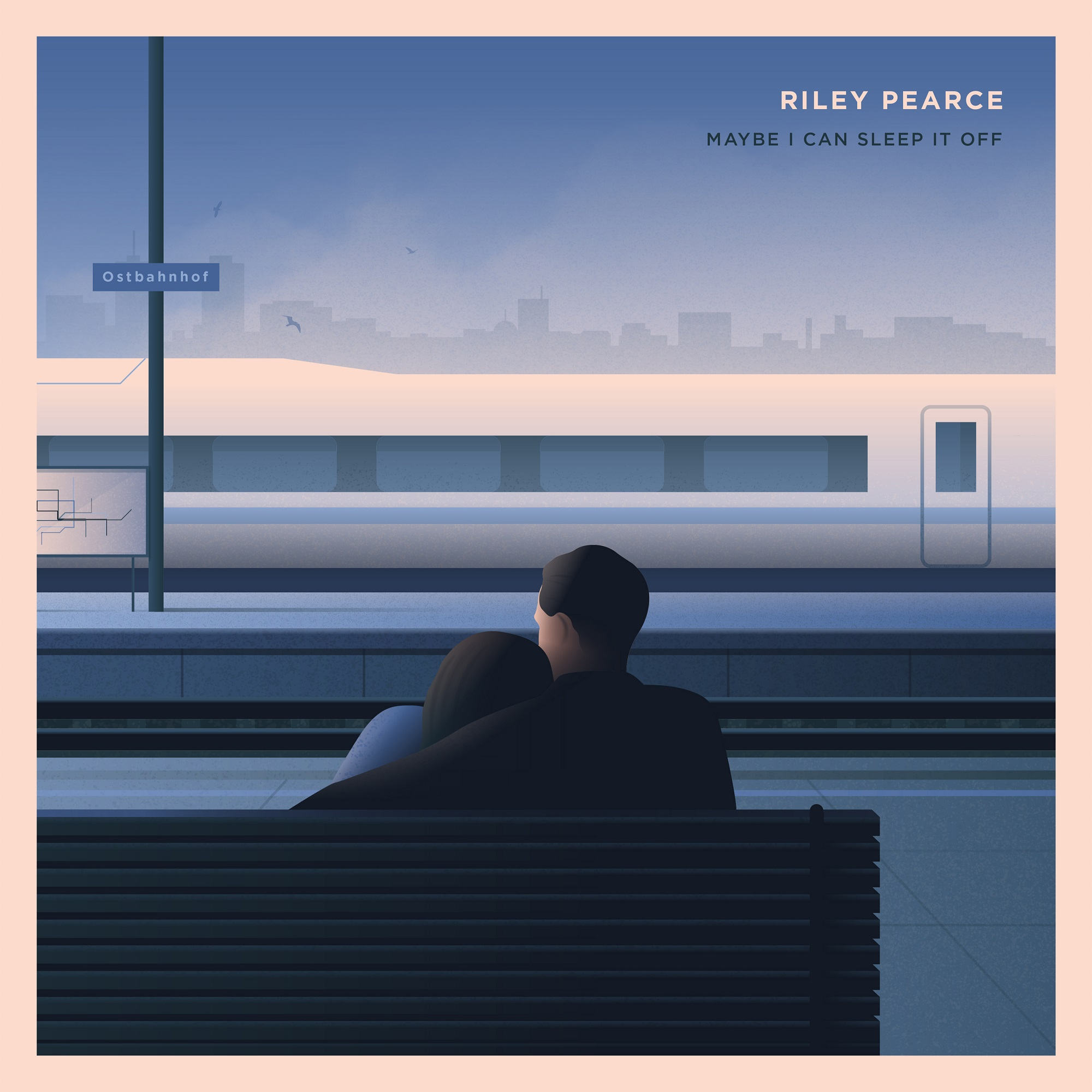 riley pearce maybe i can sleep it off cover