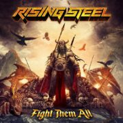 rising steel 20 CD