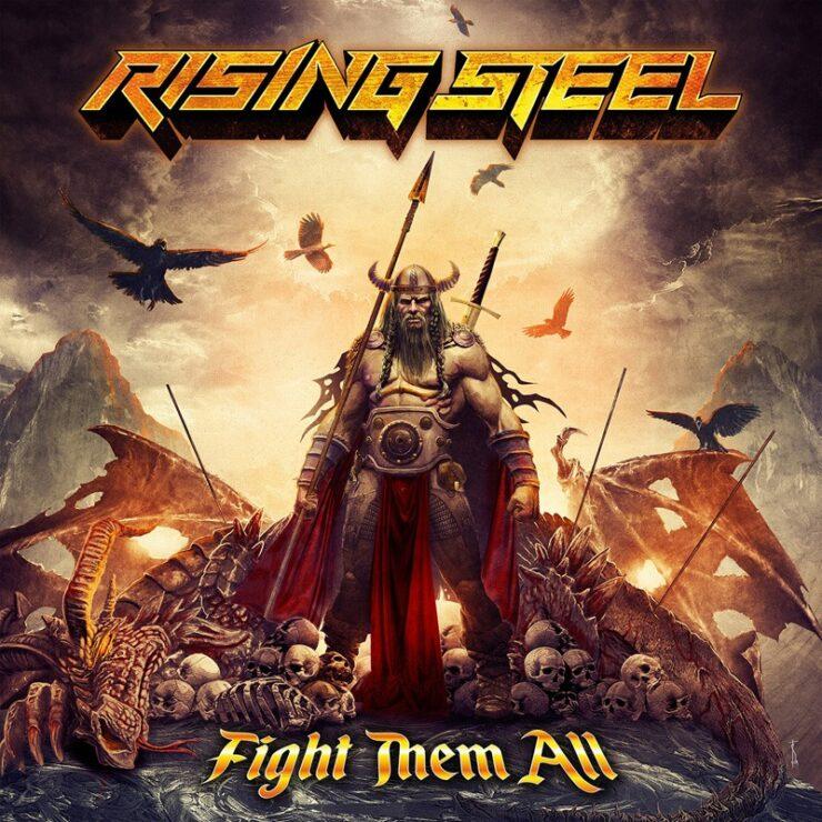 rising steel 20 CD