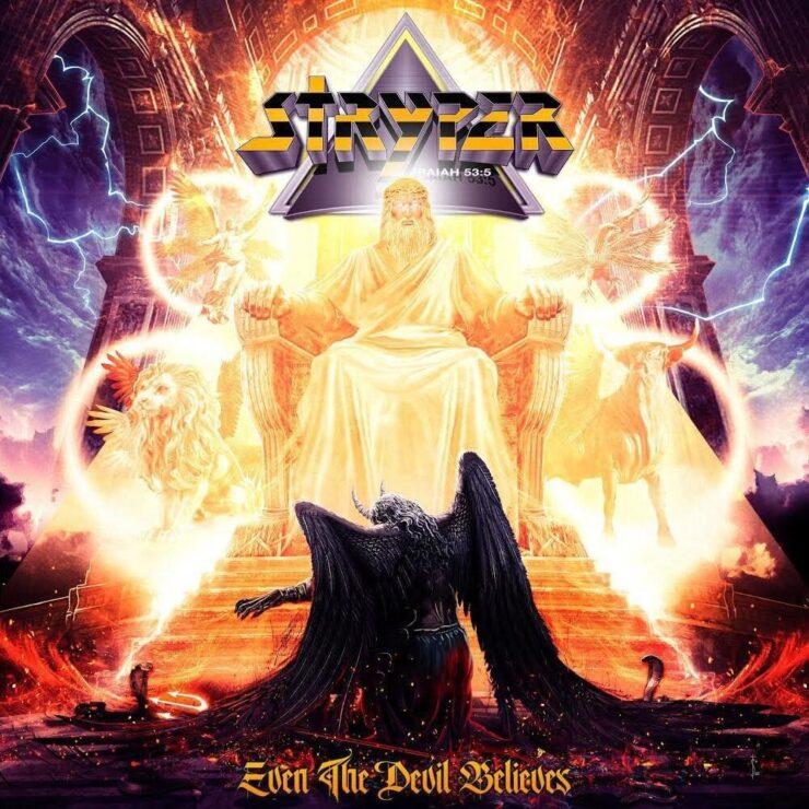 stryper 20 CD
