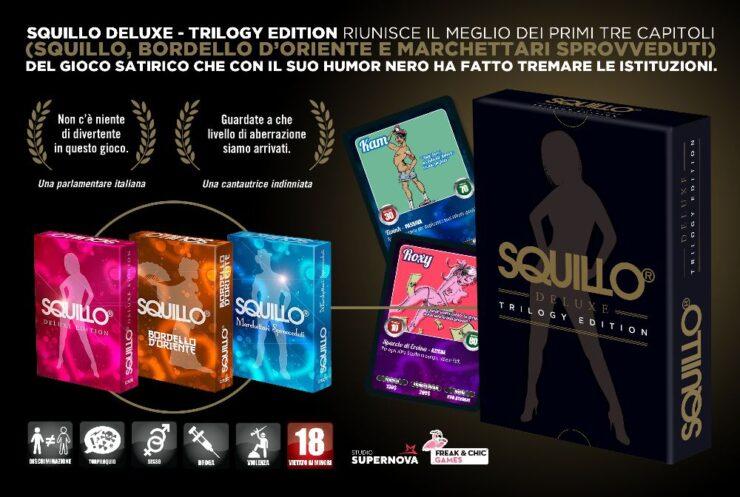 Squillo Deluxe