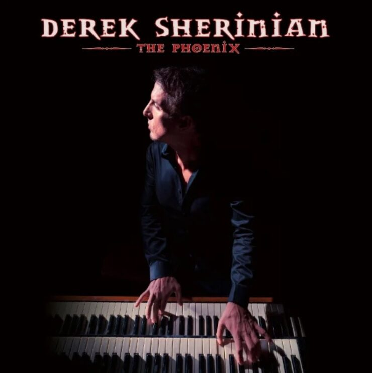 derek sherinian the phoenix