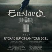 enslaved utgard european tour 2021