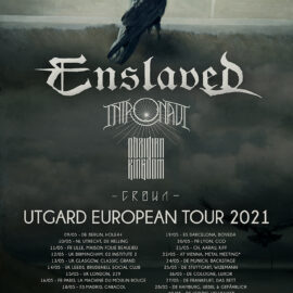 enslaved utgard european tour 2021