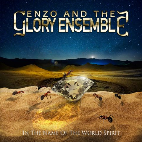 enzo and the glory ensemble in the name of world spirit