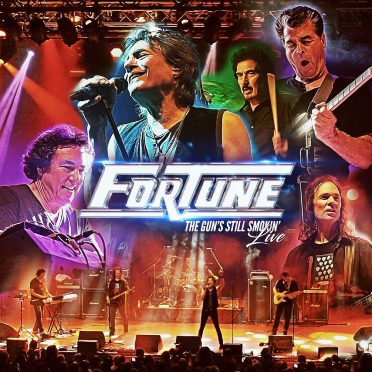 fortune live 20 CD