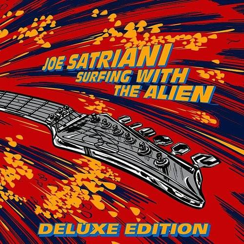 joe satriani surfing 20 CD