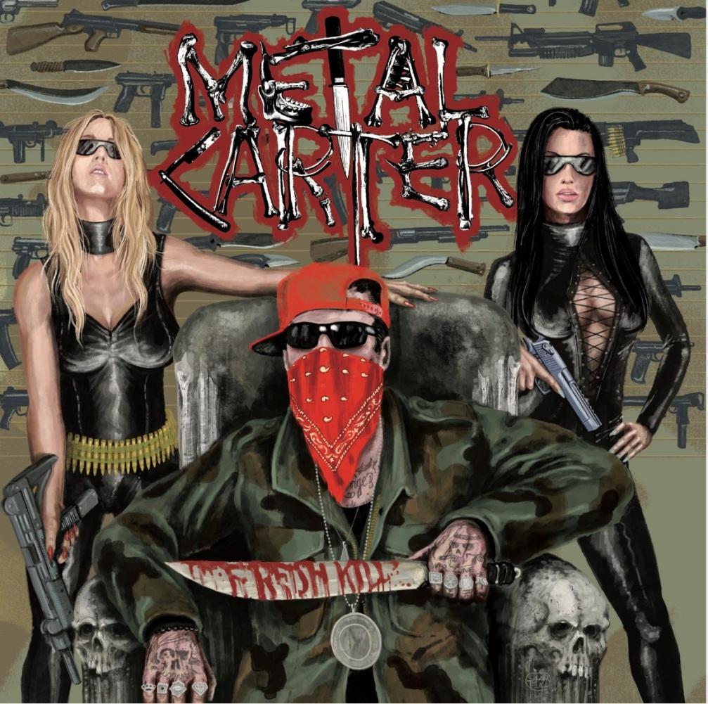 metal carter fresh kill cover