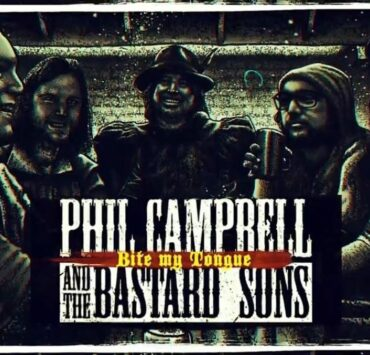 phil campbell and the bastard sons bite my tongue