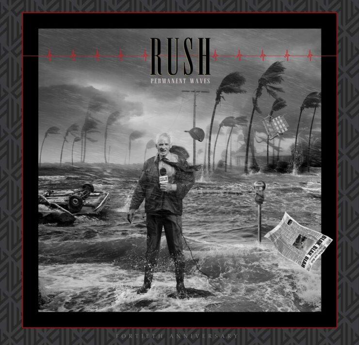 rush permanent 40 CD