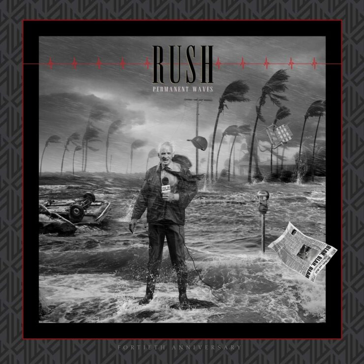 rush permanent 40 CD