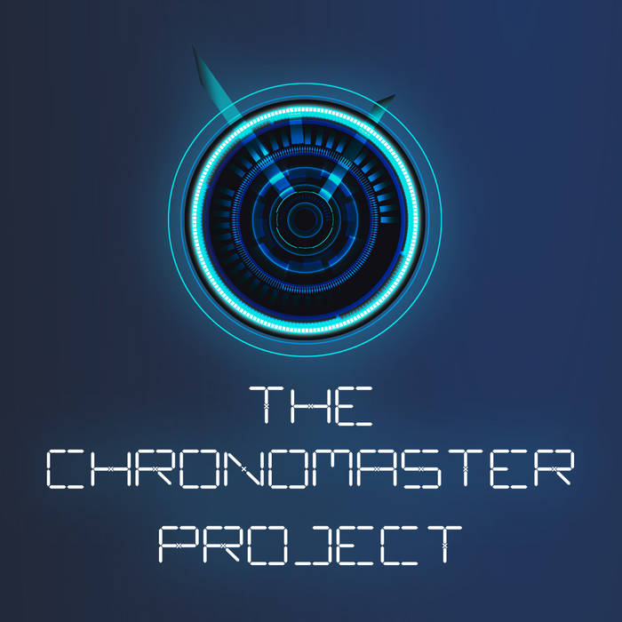 the chronomaster project cover