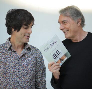 Carlo Massarini e Ivano Scolieri