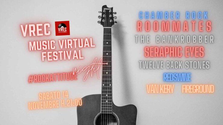 Vrec Music Virtual Festival Data1