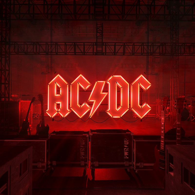 acdc power up cover