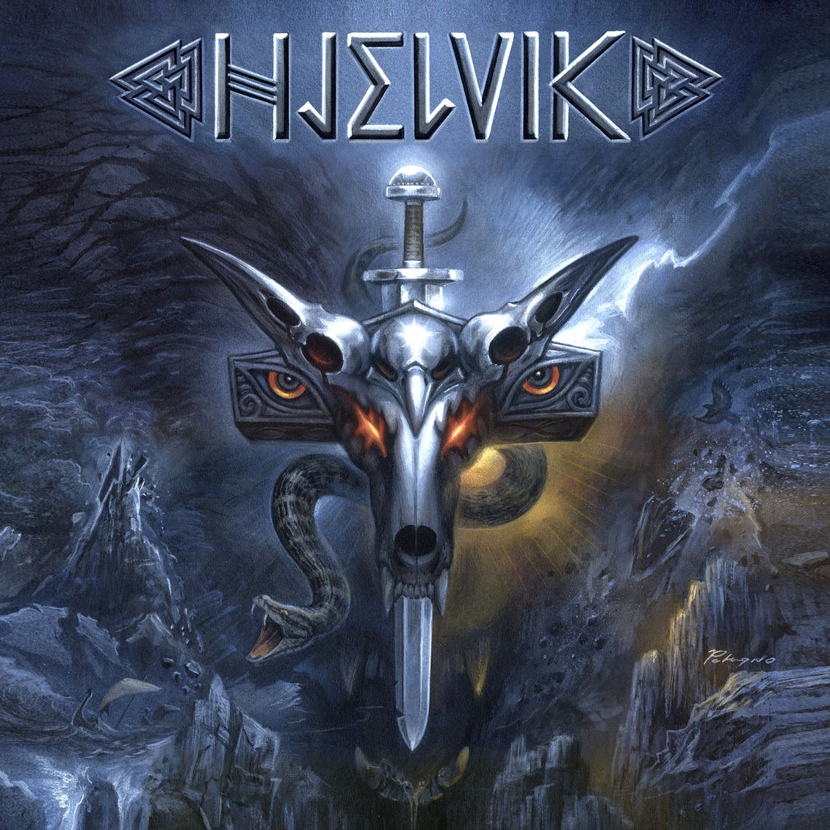hjelvik welcome to hel